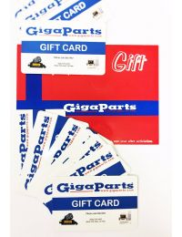 $50 GigaParts Gift Card