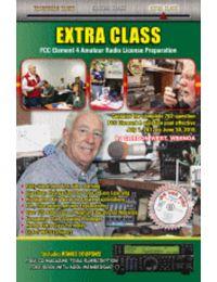 Gordon West's Extra Class Study Manual 2016-2020 w/Software