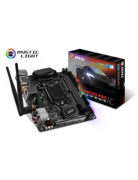 Z270I GAMING PRO CARBON AC