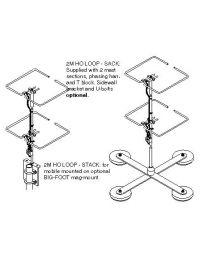 M2 Antenna 2M HO LOOP