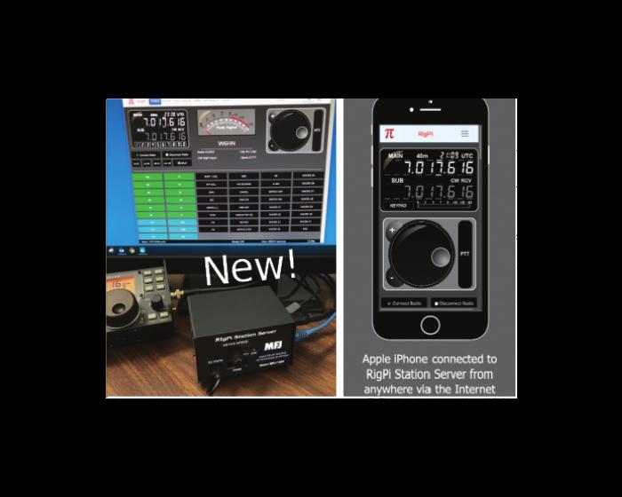 MFJ-1234MB RigPi Base Unit with OS Firmware