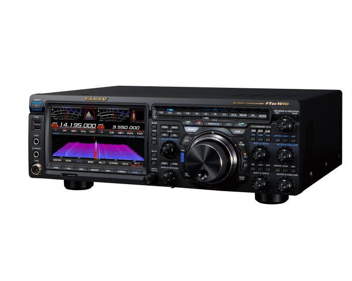 Yaesu FT-DX101D HF/50MHz 100W SDR