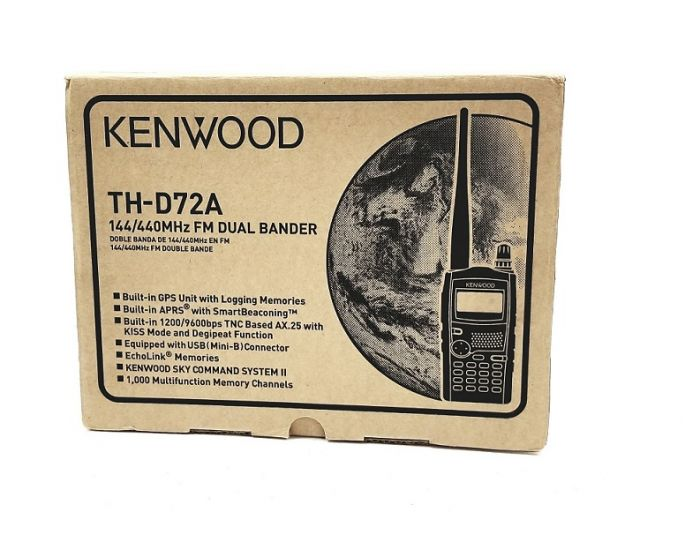 Used Kenwood TH-D72A SNB6C10082