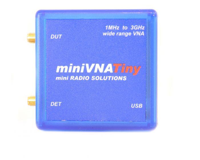 W4RT Electronics Mini VNA Tiny