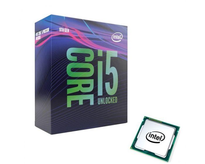 Intel Core i5-9600K CPU BX80684I59600K
