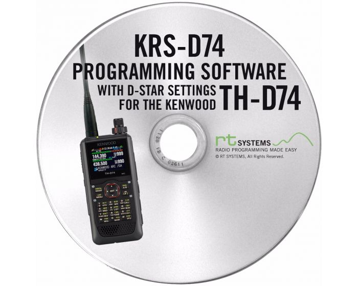 TH-D74A Software Only