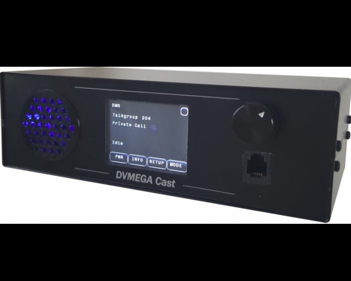DVMEGA Cast Multimode IP Radio