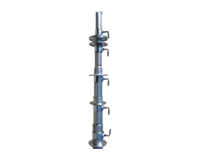 Telescopic Antenna 33ft Push Up Antenna Mast