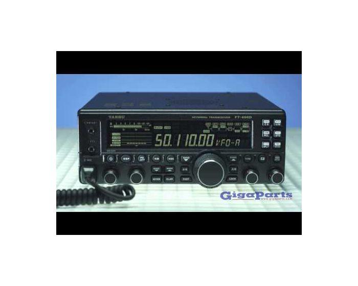 Yaesu FT-450D 100W HF/6M Base Station