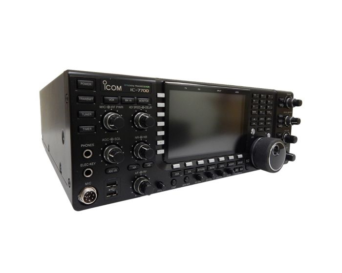 Used Icom IC-7700 SN0201717