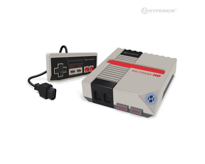 Hyperkin NES Retron HD Retro Gaming Console GigaParts com