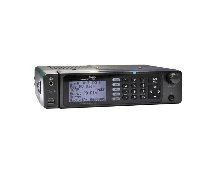 Whistler TRX-2 Digital Mobile Scanner