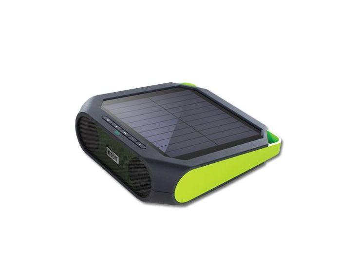 Eton Rugged Rukus Solar Bluetooth Speaker Black Gigaparts Com