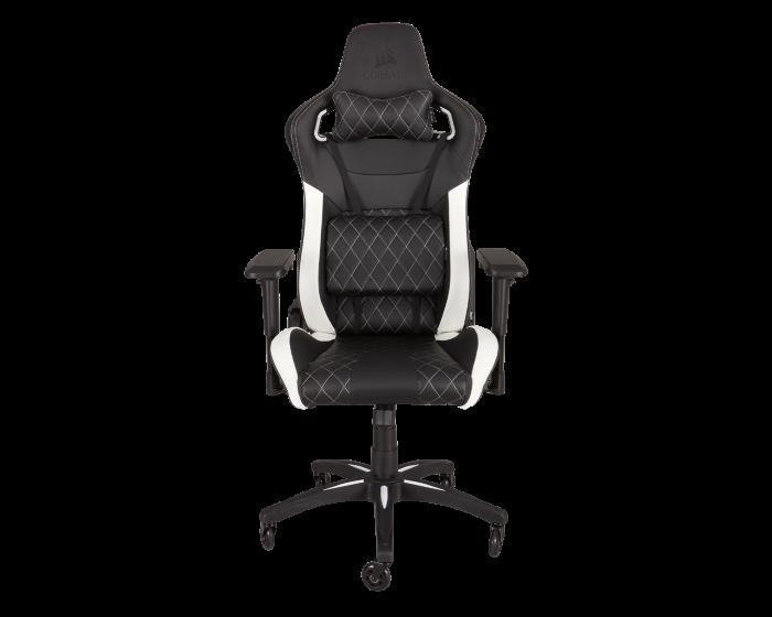 Astonishing Corsair T1 Race Gaming Chair Black White Uwap Interior Chair Design Uwaporg