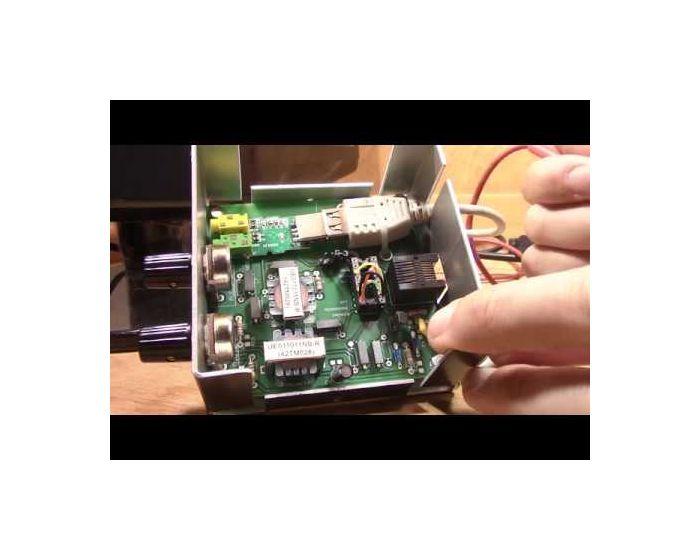 MFJ-1204KX3 USB Rig Interface Unit for Elecraft KX3 Mic//Phone Jacks