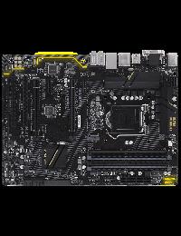 GIGABYTE Z270-HD3P,HDMI,DVI-D,ALC887,LAN,RGB,ATX
