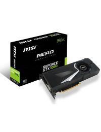 MSI GeForce GTX 1080 AERO 8G OC