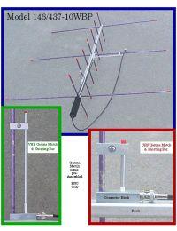 Arrow Antennas 146/437-10W