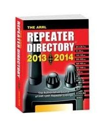 2013 -2014 ARRL Repeater Directory