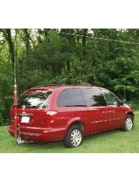 Tarheel Antennas 200A-HP PACKAGE RED