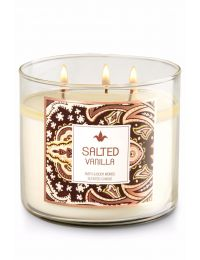 Salted Vanilla 3-Wick Candle