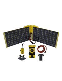 Hardened Power Systems Solar Panel