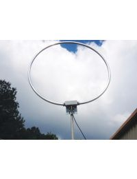MFJ-1886 Receiving Loop Antenna .5 to 30MHZ, 110VAC