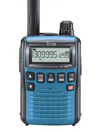 Icom IC-R6 Sport Blue