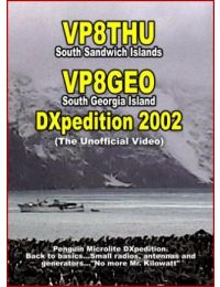 DXPeditions VP8THU/VP8GEO DXpedition